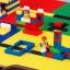 โต๊ะกิจกรรมสำหรับเลโก้พร้อมชุดรถไฟ Kidkraft 2-in-1 Activity Table with LEGO-Compatible Board and Train Set (Espresso) thumbnail 8