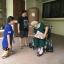 รถเข็นผู้ป่วย รถเข็นผู้สูงอายุ วีลเเชร์ MIKI รุ่น MVCWSW-47JD thumbnail 11