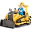 รถตักดินแบตเตอรี่สุดเท่ห์ Kid Trax CAT Bulldozer 12-Volt Battery-Powered Ride-On thumbnail 10