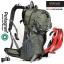 NL22 กระเป๋าเดินทาง Pentagram สีเขียวทหาร ขนาดจุสัมภาระ 50 ลิตร (เสริมโครง) thumbnail 13
