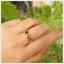 แหวนพลอย 3 สี เขียวส่อง บุษราคัม ไพลิน สวยเก๋หลากสีสัน(สอบถามราคา) thumbnail 5