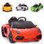 รถแบตเตอรี่พร้อมรีโมทบังคับ Lamborghini Aventador LP700 6V Battery-Powered Ride-On (Red) thumbnail 1