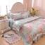 ชุดผ้าปูที่นอนเจ้าหญิง ลูกไม้ SD3005-5 ขนาด 6 ฟุต