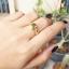 แหวนเขียวส่องแท้ ทองแท้ สวยเก๋อย่างมีสไตล์(สอบถามราคา) thumbnail 5