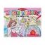 แผ่นภาพระบายสีมหัศจรรย์ Melissa & Doug รุ่น Magic Pattern Marker Coloring Pad (Pink) thumbnail 2