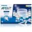 ชุดขวดนมพร้อมอุปกรณ์กำจัดเชื้อโรคด้วยไมโครเวฟ Philips AVENT Essentials Gift Set - Classic thumbnail 2