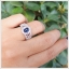 แหวนไพลินกาญ หายาก เสริมเสน่ห์ใส่ประดับนิ้วเก๋ๆ thumbnail 6