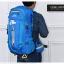 DF07 กระเป๋าเดินทาง สีน้ำเงิน ขนาด 50 ลิตร (เสริมโครง) thumbnail 6