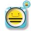 ชามอาหารสำหรับเด็ก Skip Hop Zoo Bowls (Bee) thumbnail 1