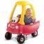 รถขาไถยอดนิยม Little Tikes Cozy Coupe (Red-Yellow) thumbnail 1