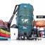 ⭐ DF01 กระเป๋าเดินทาง Topsky สีส้ม ขนาดจุสัมภาระ 70+10 ลิตร (เสริมโครง+ปรับระดับ S M L) thumbnail 14