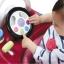 รถหัดเดินเอนกประสงค์สุดน่ารัก Little Tikes Cozy Coupe 3-in-1 Mobile Entertainer Activity Walker - Princess Coupe thumbnail 5