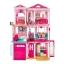 คฤหาสถ์ตุ๊กตาในฝันสำหรับสาวน้อย Barbie Barbie Dreamhouse thumbnail 1