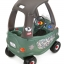 รถขาไถยอดนิยม Little Tikes Cozy Coupe (Off-Roader) thumbnail 3