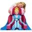 คาร์ซีทสำหรับเด็ก KidsEmbrace Combination Booster Car Seat (Cinderella) thumbnail 5