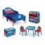 ชุดเฟอร์นิเจอร์ห้องนอนสำหรับลูกน้อย Delta Children Room-in-a-Box (Nikeldon Paw Patrol) thumbnail 1
