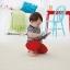 แทปเล็ทมหัศจรรย์สำหรับเด็ก Fisher-Price Laugh & Learn Smart Stages Tablet (Grey) thumbnail 5