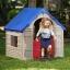 บ้านจำลองแบบพับได้สุดน่ารัก Keter The Wonderfold Easy 2-Step Foldable Playhouse thumbnail 2