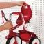 จักรยานสามล้อพับเก็บได้สำหรับเด็กเล็ก Radio Flyer Folding Trike 2Go (Red) thumbnail 6
