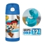 กระติกน้ำสเตนเลสรักษาอุณหภูมิ Thermos FUNtainer Vacuum Insulated Stainless Steel Bottle 12OZ (Captain Jake and the Neverland Pirates) thumbnail 1