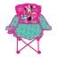 เก้าอี้ปิกนิกพับได้สำหรับเด็ก Disney Mickey Mouse Club House Fold 'N Go Chair (Minnie Mouse) thumbnail 1