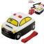 กล่องอาหารกลางวันและของว่าง Skater Tomica Bento Lunch Box (Police Car) thumbnail 1