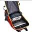 NL12 กระเป๋าเดินทาง สีน้ำเงิน ขนาด 45 ลิตร (เสริมโครง) thumbnail 12