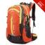 NL09 กระเป๋าเดินทาง สีแดง ขนาดจุสัมภาระ 40 ลิตร thumbnail 4