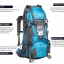 NL13 กระเป๋าเดินทาง สีเขียว ขนาด 55+5 ลิตร (เสริมโครง) thumbnail 5