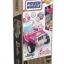 รถจี๊ปบาร์บี้พลังแรงสูงแบบ 2 ที่นั่งสำหรับลูกสาว Fisher-Price รุ่น Power Wheels Barbie Jammin' Jeep Wrangler 12-Volt Battery Powered Ride-On (Pink) thumbnail 9