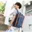 MD02 กระเป๋าเป้ สีน้ำเงิน thumbnail 43