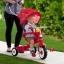 จักรยานสามล้อเอนกประสงค์ Radio Flyer 4-in-1 Stroll 'n Trike (Pink Floral - Limited Edition) thumbnail 7