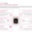ตู้อบแห้งกำจัดเชื้อโรคด้วยรังสียูวี ecomom รุ่น UV Sterilizer and Dryer with ANION (Pink) thumbnail 6