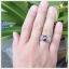 แหวนโกเมนแท้ ฉลุลายอย่างสวยงาม ใส่เสริมอำนาจบารมี thumbnail 4