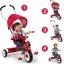 จักรยานสามล้อเอนกประสงค์ Radio Flyer 4-in-1 Stroll 'n Trike (Red) thumbnail 5