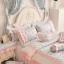ชุดผ้าปูที่นอนเจ้าหญิง ลูกไม้ SD3009-1P