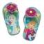 รองเท้าแตะสำหรับเจ้าหญิงตัวน้อย Disney Flip Flops for Kids (Anna & Elsa Frozen) thumbnail 1