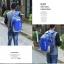 NL06 กระเป๋าเดินทาง สีกรมท่า ขนาดจุสัมภาระ 28 ลิตร thumbnail 37
