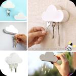 Cloud Key holder ที่แขวนกุญแจเมฆน้อย