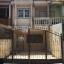 ทาวน์เฮาส์ 2 ชั้น ป.ผาสุขนิเวศน์ เนื้อที่ 16 ตร.ว. 2 ห้องนอน 2 ห้องน้ำ โครงการติดถนนกาญจนาภิเษก ใกล้แนวรถไฟฟ้าสายสีม่วง thumbnail 1
