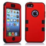 เคสไอโฟน 5c เคสซิลิโคน+พลาสติก สีสันสวยงาม แบบที่3