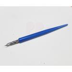 ด้ามและหัวปากกา Fine Nib + Tube Nib Holder (สีฟ้า)