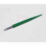 ด้ามและหัวปากกา Fine Nib + Tube Nib Holder (สีเขียว)