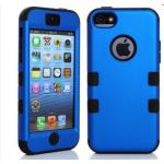 เคสไอโฟน 5c เคสซิลิโคน+พลาสติก สีสันสวยงาม แบบที่2