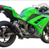 ท่อ SC PROJECT GP M2 Silencer Fullsystem For Kawasaki Ninja300 - Z300 Ninja250 - Z250