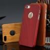 เคสพลาสติกไอโฟน 5/5s ฝาหลังลายไม้