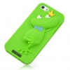 เคสไอโฟน case iphone 5/5s เคสซิลิโคนกบน่ารัก