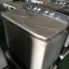เครื่องซักผ้า 2 ถัง ระบบ ROLLER JET PUNCH + 3 ขนาดซัก 9.5 KG รุ่นWP-1350ROT
