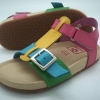 รองเท้าเพื่อสุขภาพ สำหรับเด็ก รุ่น C0301 MULTI YELLOW