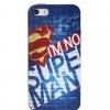 เคสไอโฟน 5/5s เคสลาย superman tpu soft case